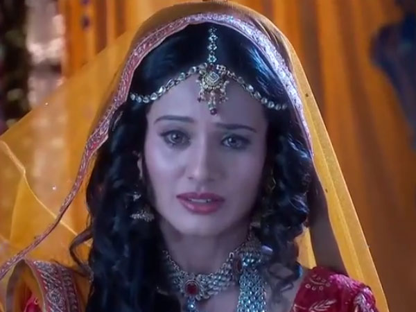 Jodha Akbar: Anarkali Recovers The lost Honour Of Her Father