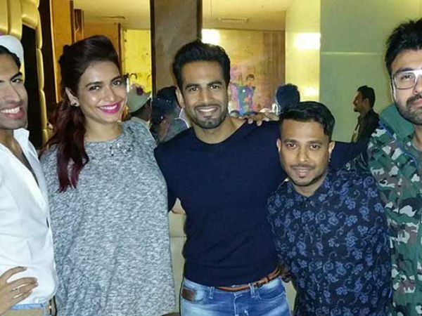 Watched Upen Patel's