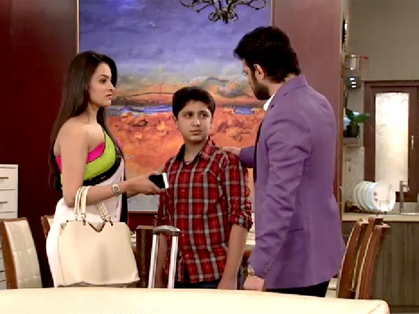 Raman Sends Adi To Iyer House
