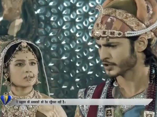 Jodha Recalls Salim's Words