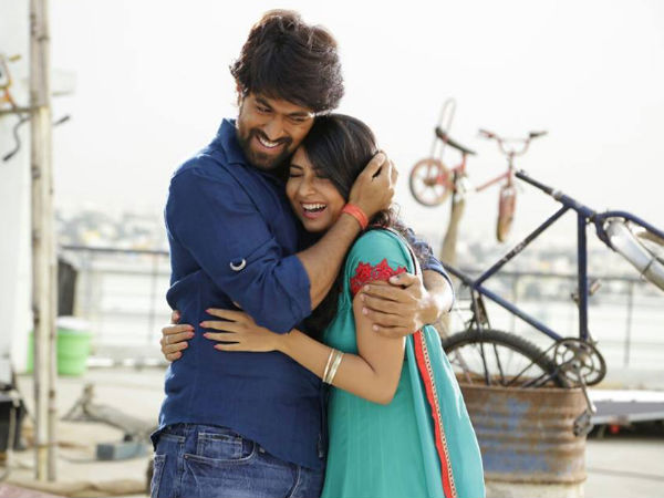 Sizzling Couple Yash And Radhika Pandit