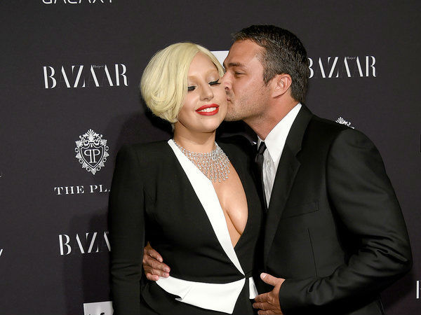 Lady Gaga & Taylor Kinney Engaged on Valentine's Day
