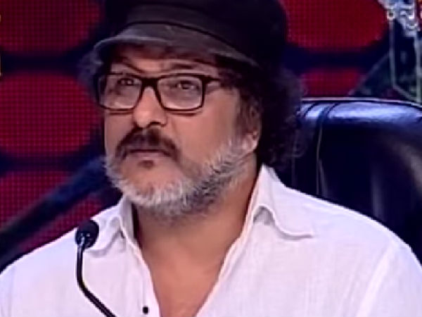 Ravichandran To Walk Out From Dancing Star 2!