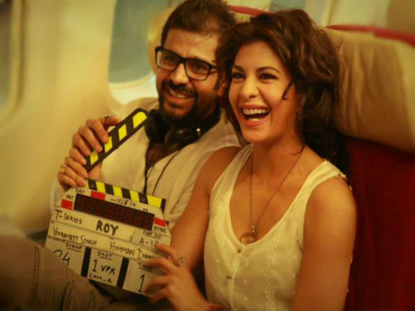 Jacqueline With The Director