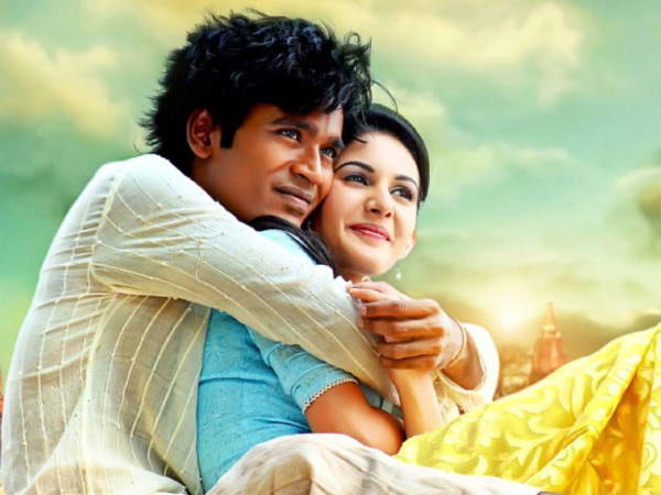 Dhanush's Anegan Monday(Four Days) Box Office Report