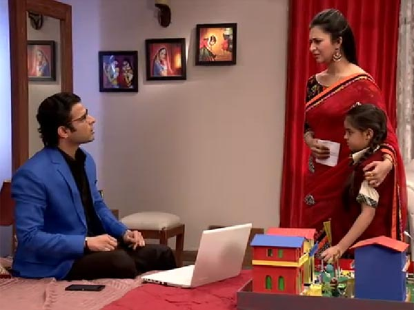 Yeh Hai Mohabbetein: Ruhi Deletes Raman's Project By Mistake