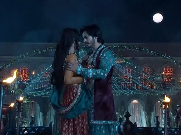 Jodha Akbar: Salim Confesses His Love To Anarkali