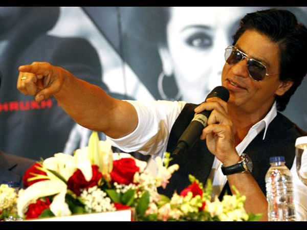 Shahrukh Khan Says Ficiton TV Shows Cannot Afford Me!