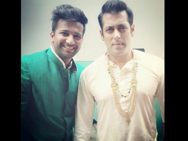 Salman Khan In Royal Avatar