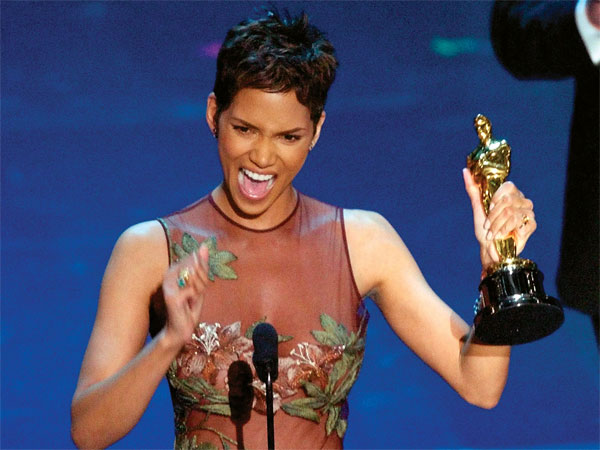 First black actress to win Best Actress