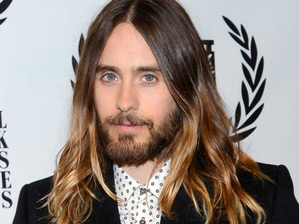 Jared Leto Putting On Weight For Joker Role In 'Suicide Squad'