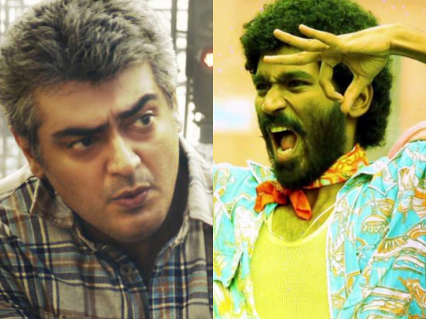 Yennai Arindhaal Vs Anegan: Overseas Box Office Collections