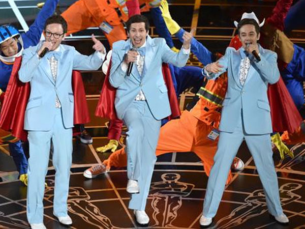 The Lonely Island's Performance