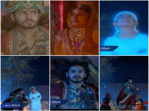 Jodha Akbar: Jodha's Weird Dream Comes True; Akbar In Trouble!