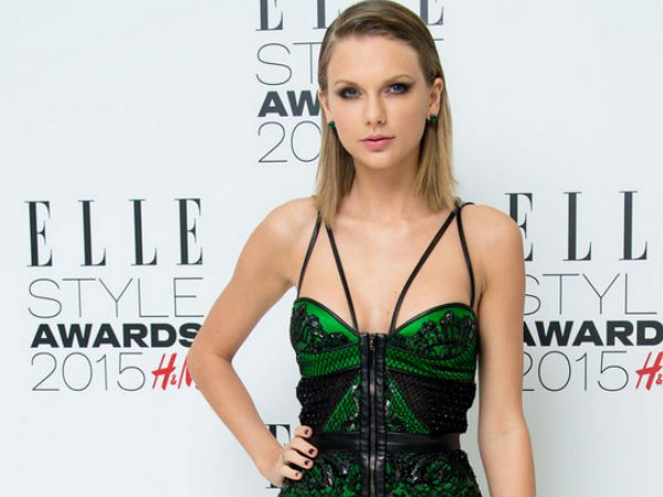 Taylor Swift Beats Katy Perry, Wins Elle's Woman of the Year