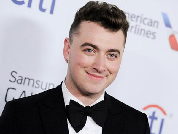 Sam Smith Elle Awards