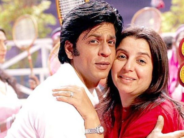 Shahrukh Khan Skipping Farah Khan's Cooking Show?