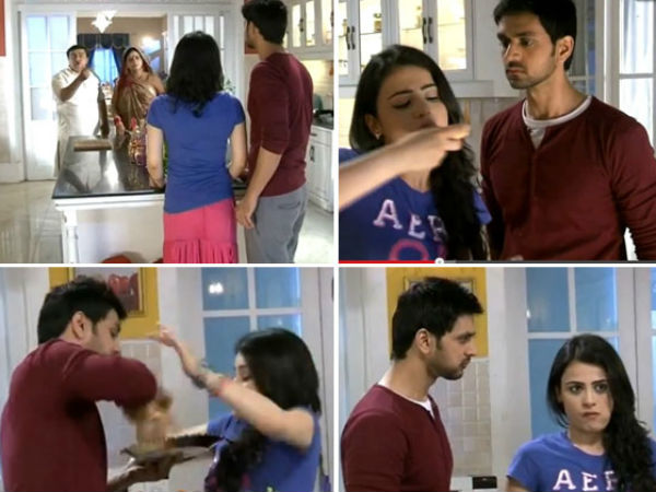 Ishveer Fight For Pizza