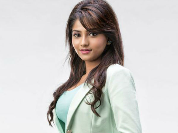 PHOTO: Rachita Ram's Hot Look In 'Ranna'