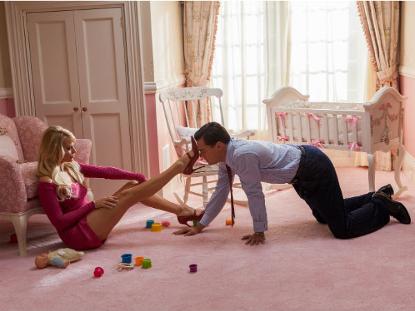 I Slapped Leonardo DiCaprio At 'The Wolf of Wall Street' Audition: Margot Robbie