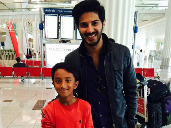 Guess Who Is Dulquer Salmaan's Big Fan?