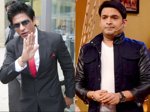 Complete Story: Open War Between Shahrukh Khan, Colors, Kapil Sharma!