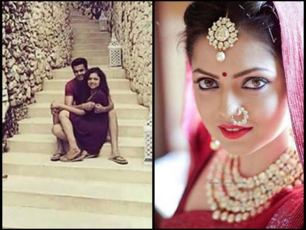 Drashti Dhami Honeymooning In Bali With Neeraj Khemka!