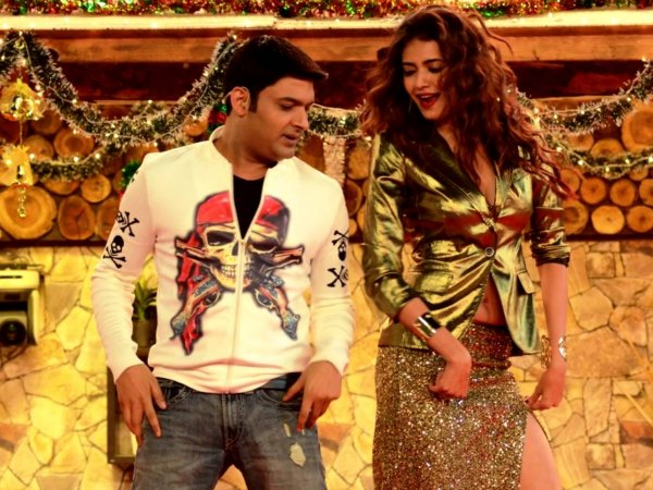 Kapil And Karishma