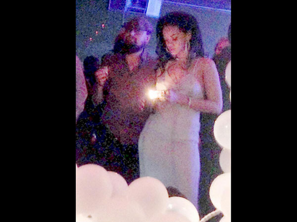Leonardo DiCaprio Celebrates Rihanna's Birthday, See Their First Pic