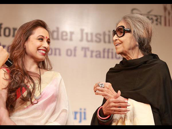 Rani Mukerji bags the National Award