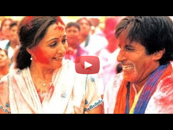 Hori Khele Raghuveera Full Song - Baghban