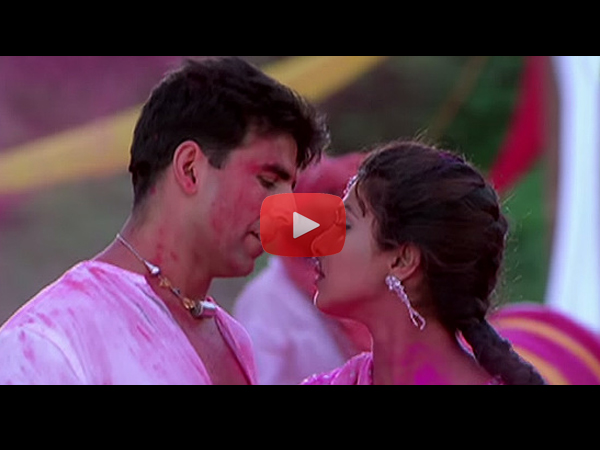 Do Me A Favour Lets Play Holi Song - Waqt : The Race Against Time
