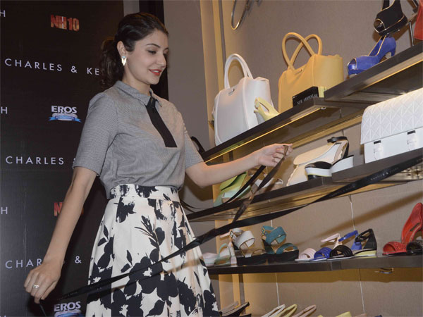 Anushka Sharma Unveils The Collection