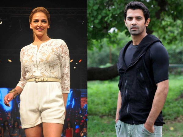 Barun Sobti And Esha Deol With Spouses On Nach Baliye?