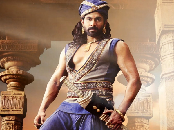 Postponed Film(A Bilingual Featuring Rana Daggubati)