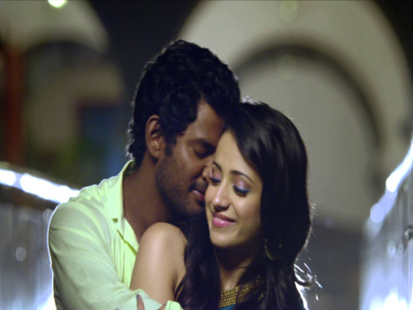 Dropped Film(Vishal-Trisha movie)