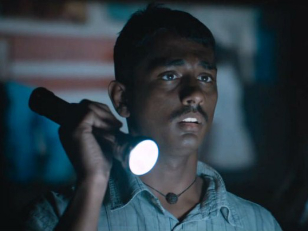 Siddharth As The Torch Man