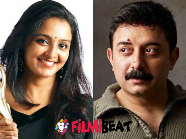 Arvind Swamy To Share Screen With Manju Warrier