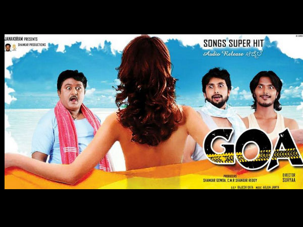 Komal Gives Goa Promotions A Miss! Producer Files A Complaint