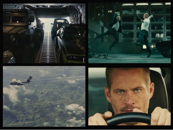 Watch Furious 7's Crazy New Extended Trailer Clip
