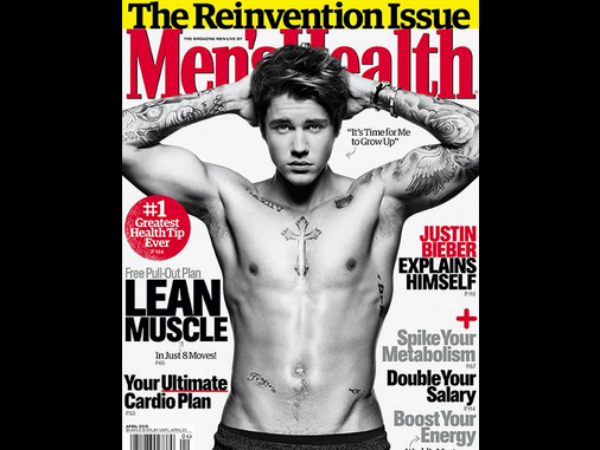 Justin Bieber Has Crush On Ben Affleck, Clears Calvin Klein Photoshop Controversy
