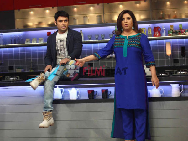 Kapil's Fun Time