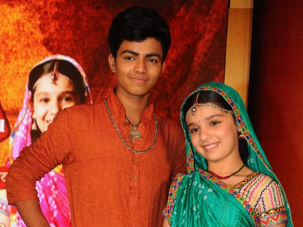 Balika Vadhu's New Child Bride Feels Responsibilty Of Being Nimboli!