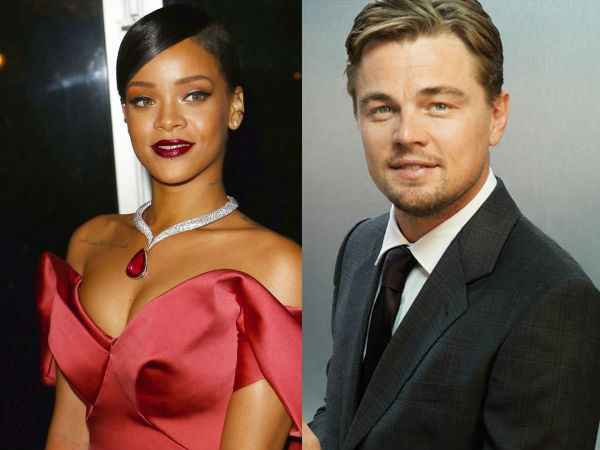 Rihanna To Join Leonardo DiCaprio In 'The Crowded Room'?