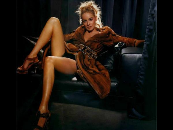Share Sharon stone nuda hot accept
