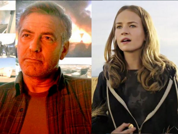 George Clooney Back In Sci-Fi Films: Watch 'Tomorrowland' Trailer