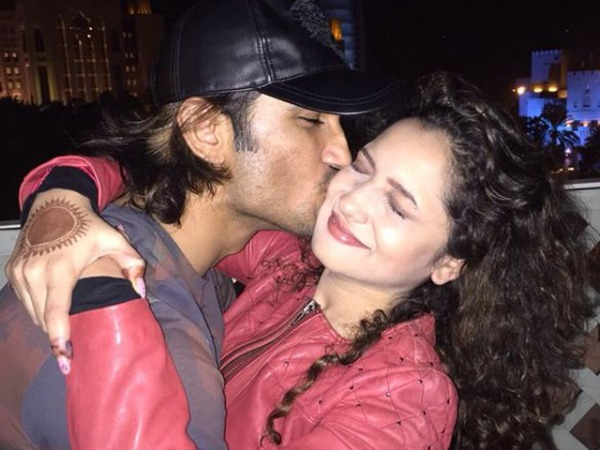 Ankita Lokhande A Jealous Girlfriend To Sushant Singh Rajput?