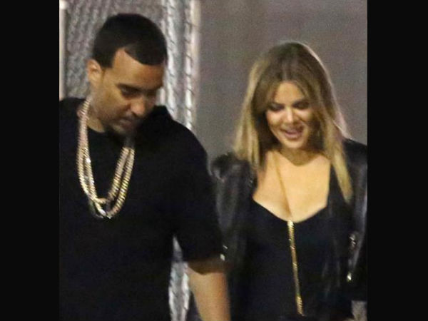 Khloe & Kylie's Double Date With French Montana & Tyga