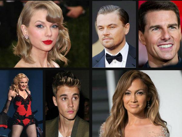 12 Worst Hollywood Lovers - Celeb Romance