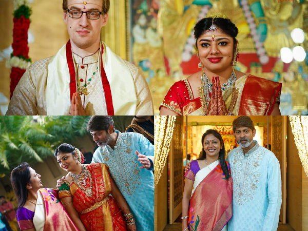 EXCLUSIVE: Jagapathi Babu Daughter's Marriage Highlights ...